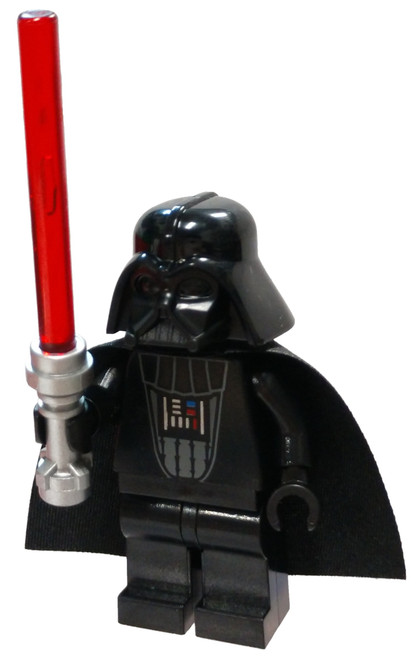LEGO Star Wars Episode 4/5/6 Darth Vader Minifigure [20th Anniversary Torso Loose]