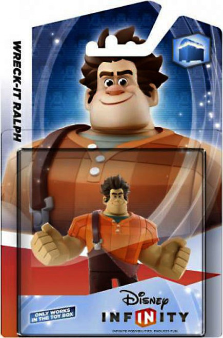 Disney Infinity Wreck-It Ralph Exclusive Game Figure [Damaged Package]