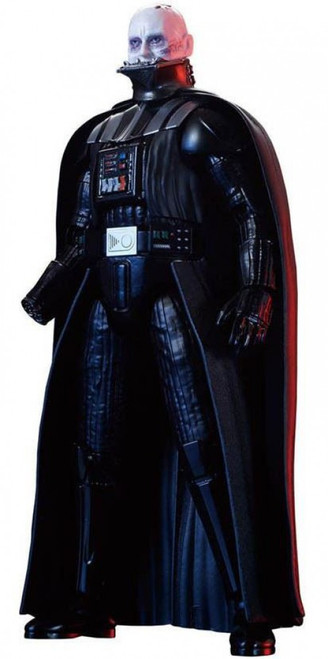 Star Wars Return of the Jedi Darth Vader 1/12 Plastic Model Kit [Damaged Package]