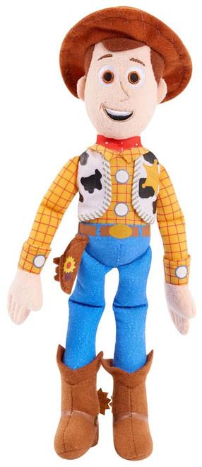 Toy Story 4 Woody 10-Inch Small Plush