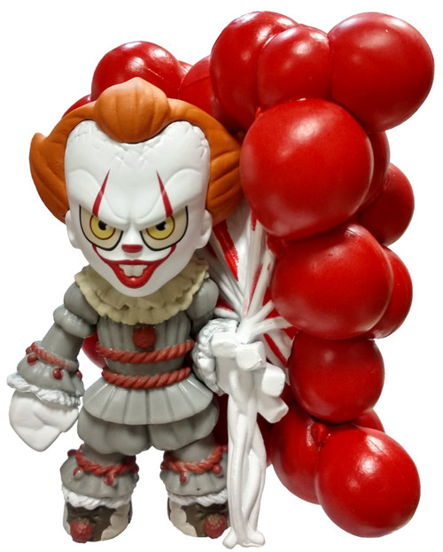 Funko IT Chapter 2 Pennywise 1/6 Mystery Minifigure [with Derry Balloons Loose]