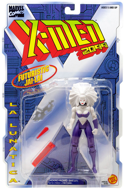 Marvel X-Men La Lunatica Action Figure [Futuristic Jai-Lai]