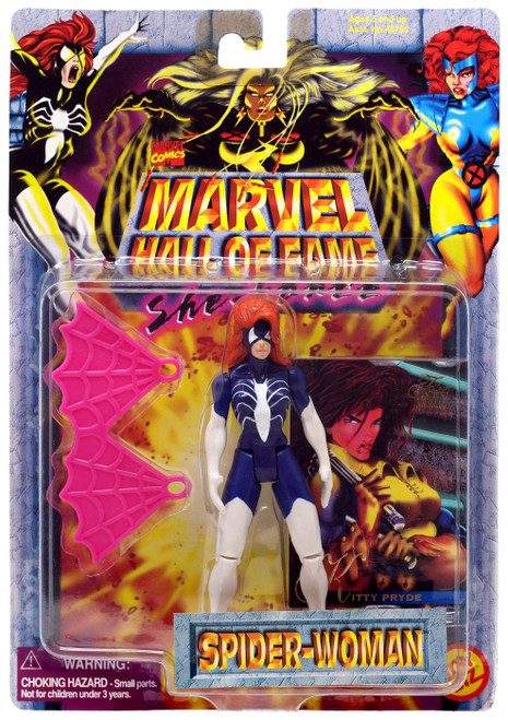 Marvel Hall of Fame She Force Spider-Woman Action Figure