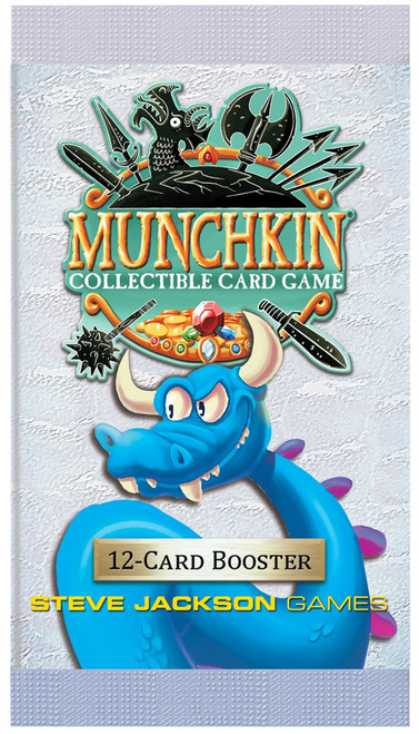 Munchkin Booster Pack [12 Cards]