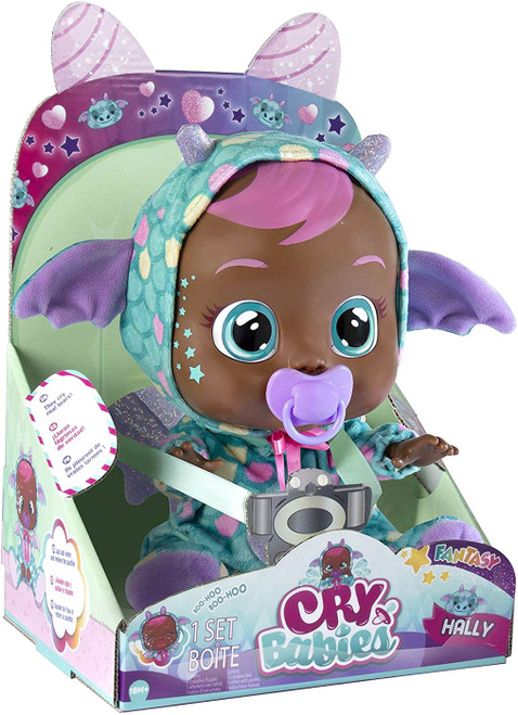 Cry Babies Hally Exclusive Doll