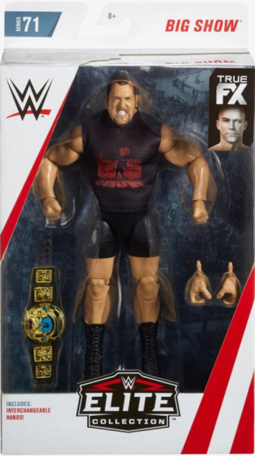 WWE Wrestling Elite Collection Series 71 Big Show Action Figure