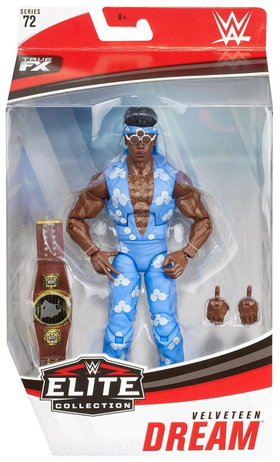 WWE Wrestling Elite Collection Series 72 Velveteen Dream Action Figure