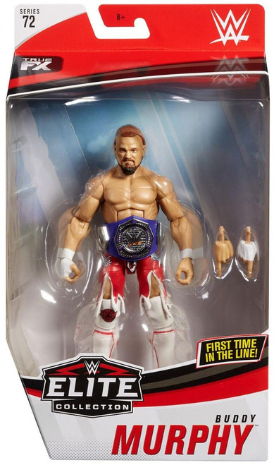 WWE Wrestling Elite Collection Series 72 Buddy Murphy Action Figure [Red Pants]