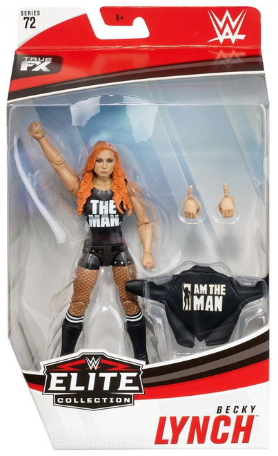 WWE Wrestling Elite Collection Series 72 Becky Lynch Action Figure