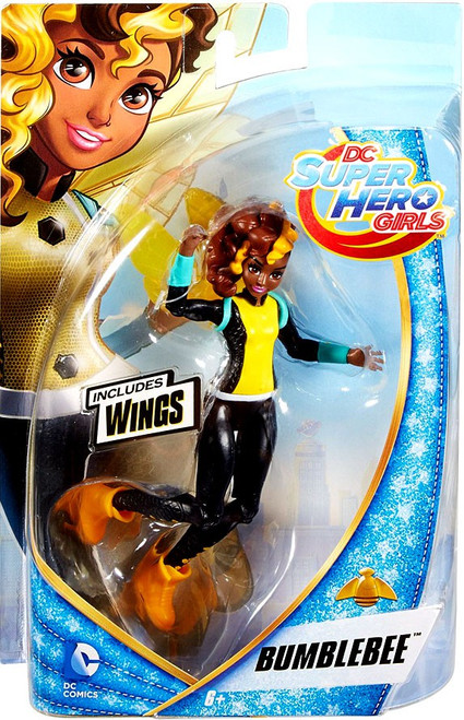 DC Super Hero Girls Bumblebee Action Figure [Damaged Package]