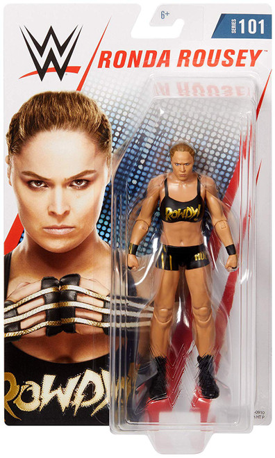 WWE Wrestling Series 101 Ronda Rousey Action Figure