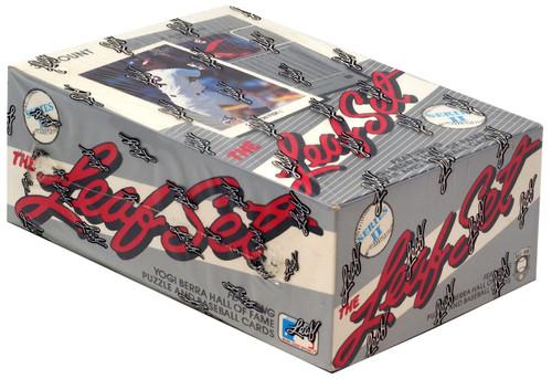 MLB 1990 Baseball Series 2 Trading Card Box