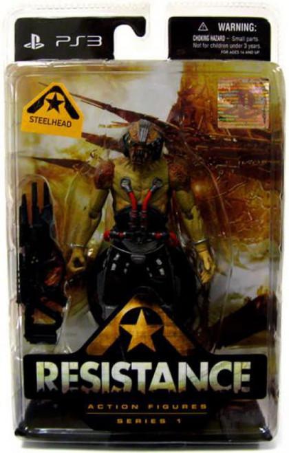 Resistance Series 1 Steelhead Action Figure [Damaged Package]