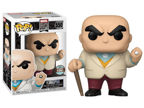 Funko 80th Anniversary POP! Marvel Kingpin Exclusive Vinyl Figure [First Appearance, Specialty Series]