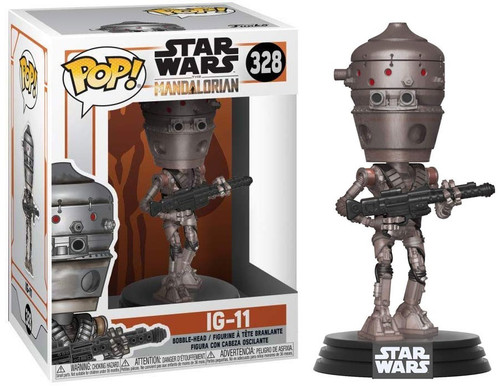 Funko The Mandalorian POP! Star Wars IG-11 Vinyl Figure #328
