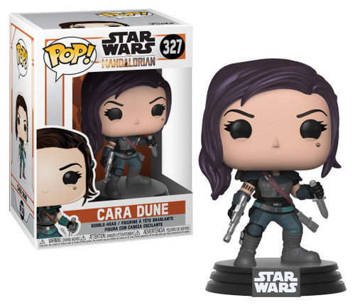 Funko The Mandalorian POP! Star Wars Cara Dune Vinyl Figure #327
