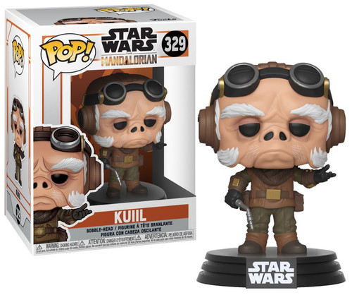 Funko The Mandalorian POP! Star Wars Kuiil Vinyl Figure #329