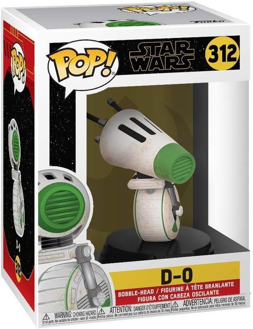 Funko The Rise of Skywalker POP! Star Wars D-O Vinyl Figure