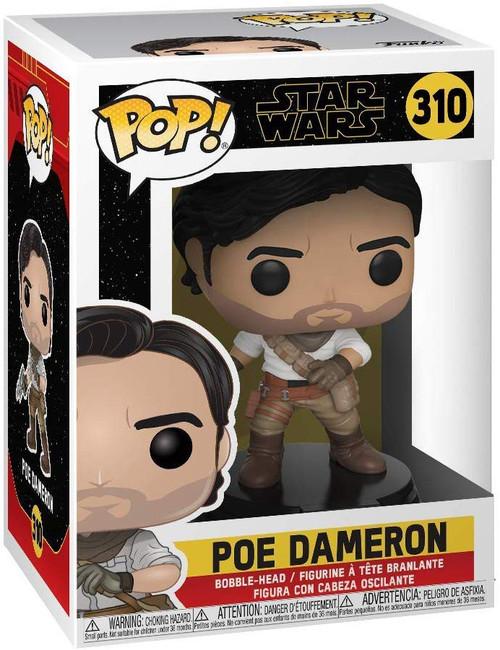 Funko The Rise of Skywalker POP! Star Wars Poe Dameron Vinyl Figure