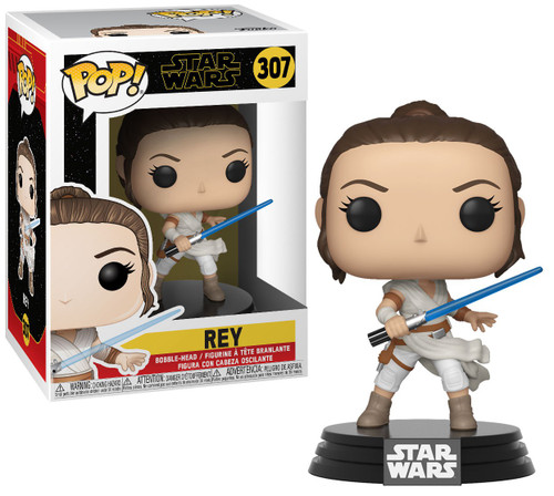 Funko The Rise of Skywalker POP! Star Wars Rey Vinyl Figure #307