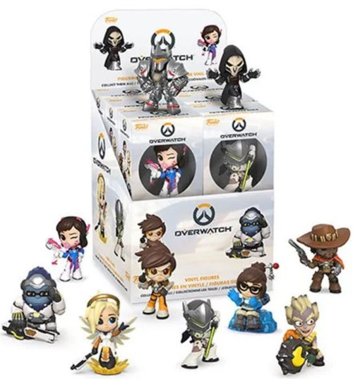 Funko Mystery Minis Overwatch Mystery Box [12 Packs]