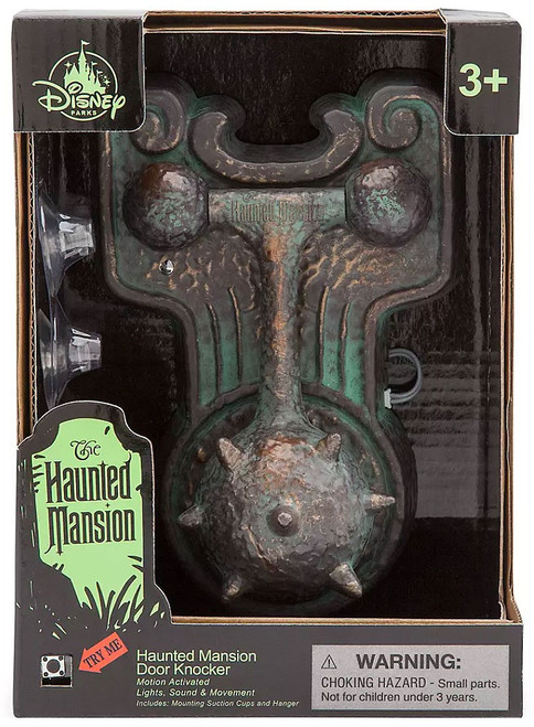Disney Haunted Mansion 50th Anniversary Haunted Mansion Door Knocker Exclusive Replica (Pre-Order ships February)