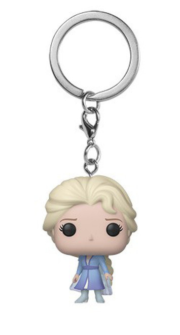 Funko Disney Frozen 2 Pocket POP! Elsa Keychain