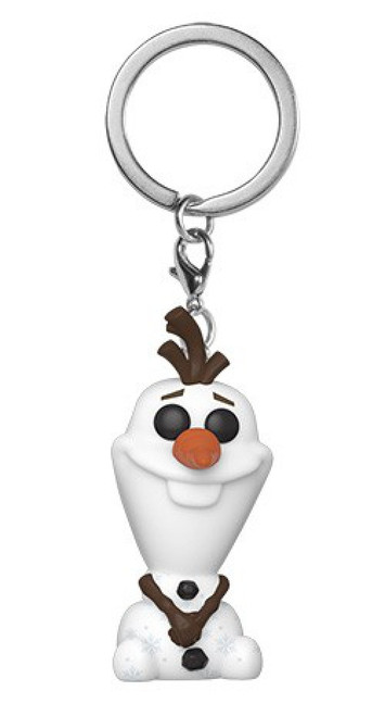 Funko Disney Frozen 2 Pocket POP! Olaf Keychain