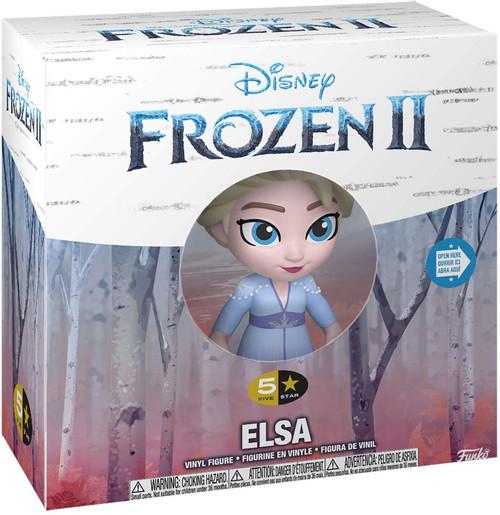 Funko Disney Frozen 2 5 Star Elsa Vinyl Figure