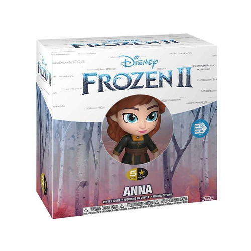 Funko Disney Frozen 2 5 Star Anna Vinyl Figure