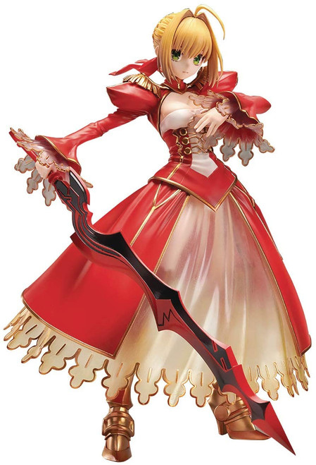 Fate/Grand Order Saber/Nero Claudius 1/7 Collectible PVC Statue [1st Ascension]