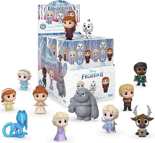 Funko Disney Mystery Minis Frozen 2 Mystery Box [12 Packs]