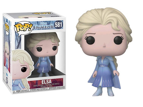 Funko Disney Frozen 2 POP! Disney Elsa Vinyl Figure #581
