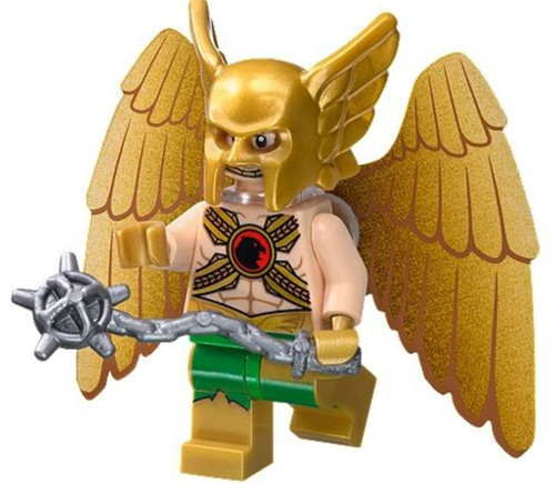 LEGO DC Universe Super Heroes Justice League Hawkman Minifigure [Loose]