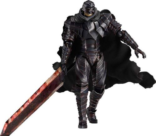 Berserk Figma Guts Action Figure [Berserker Armor Ver. Repaint/Skull Edition]