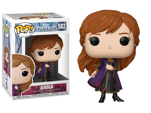 Funko Disney Frozen 2 POP! Disney Anna Vinyl Figure #582
