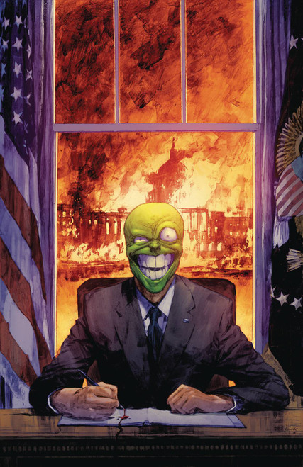 Dark Horse #2 of 4 I Pledge Allegiance to the Mask Comic Book [Cover A]