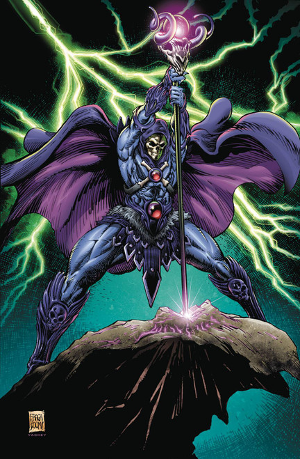 DC He-Man &The Masters of The Multiverse #1 Comic Book [Dan Fraga Variant Cover]
