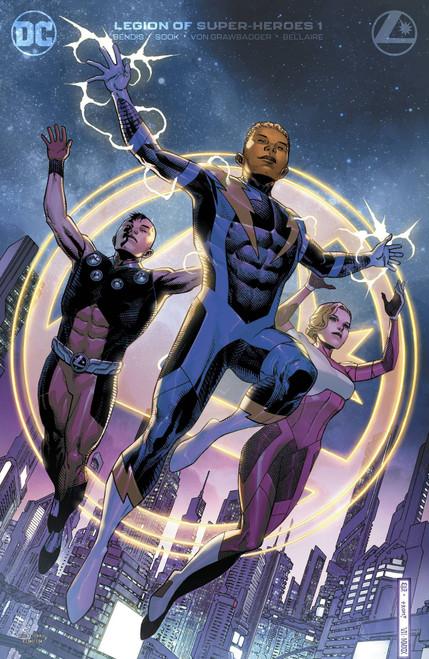 DC Legion of Super Heroes #1 Comic Book [Jim Cheung Varint Cover]