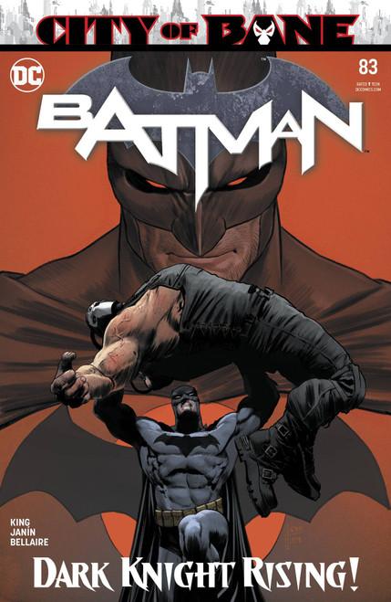 DC Batman #83 Comic Book
