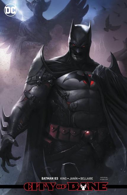 DC Batman #83 Comic Book [Francesco Mattina Variant Cover]