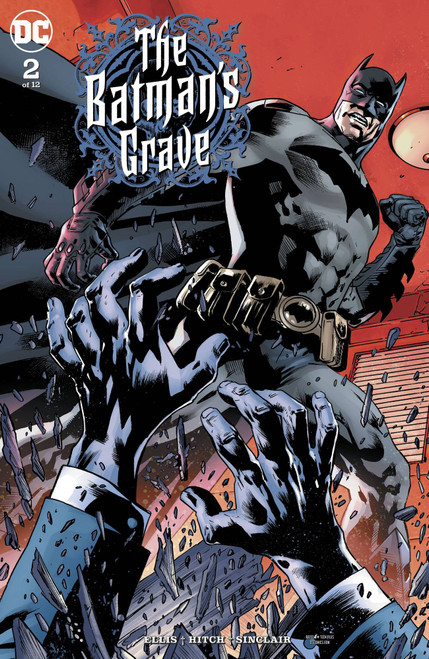 DC Batman's Grave #2 of 12 Comic Book