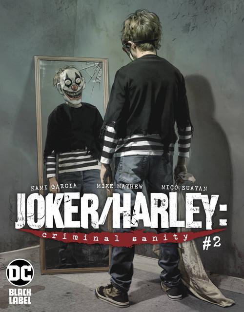 DC Black Label Joker & Harley Criminal Sanity #2 of 9 Comic Book [Mike Mayhew Variant Cover]