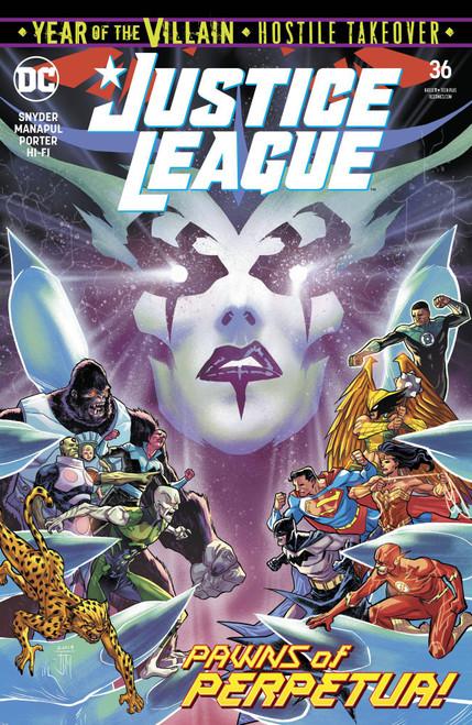 DC Justice League #36 Comic Book