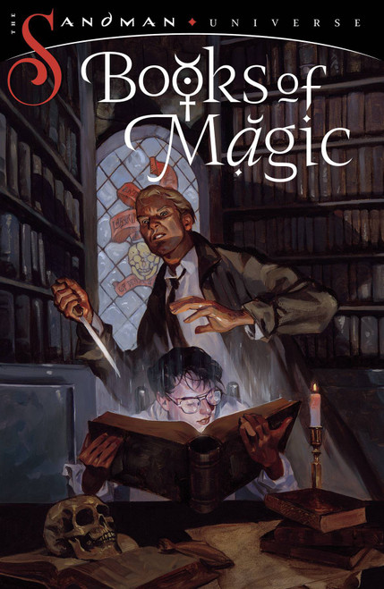 DC Books of Magic #14 The Sandman Universe Comic Book