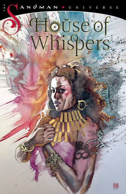 DC House of Whispers #15 The Sandman Universe Comic Book