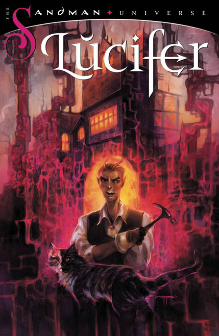 DC Lucifer #14 The Sandman Universe Comic Book
