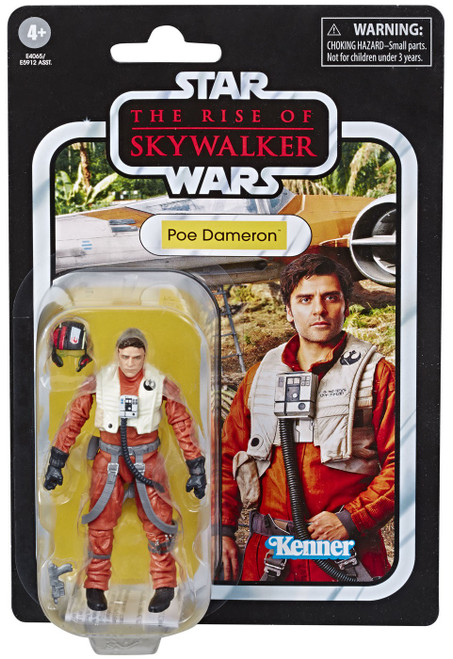 Star Wars The Rise of Skywalker Vintage Collection Wave 23 Poe Dameron Action Figure