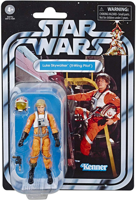 Star Wars A New Hope Vintage Collection Wave 23 Luke Skywalker Action Figure