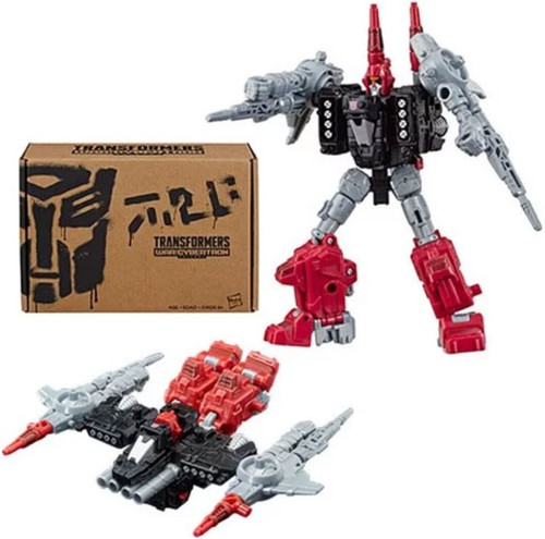 Transformers Generations Selects Powerdasher Cromar Deluxe Action Figure WFC-GS04